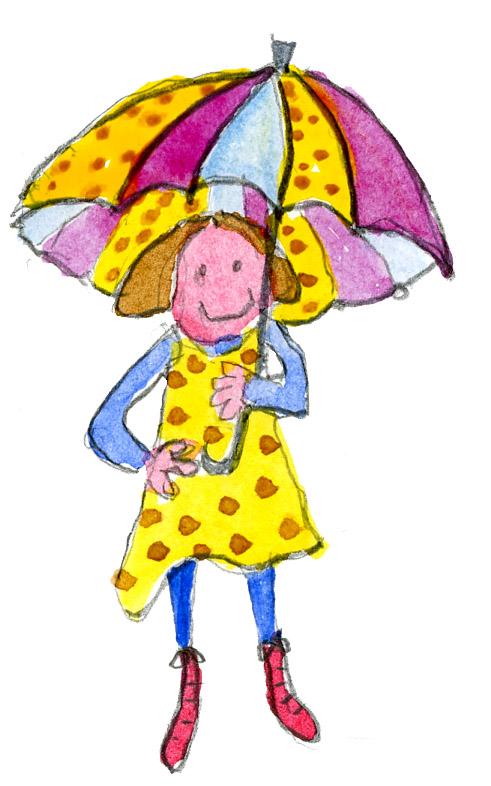 sateenvarjotyttö2