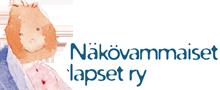 Näkövammaiset lapset ry -logo